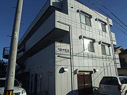 東京都府中市天神町2丁目の賃貸マンションの外観