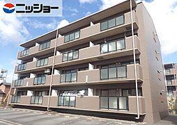 ファミール西浜田南館[4階]の外観
