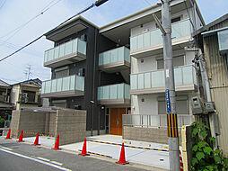 大阪府東大阪市俊徳町4丁目の賃貸マンションの外観