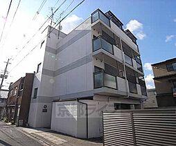 京都府京都市上京区下ノ森通一条下る西町の賃貸マンションの外観