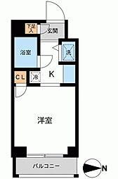 ウインベル錦糸町第3[0503号室]の間取り