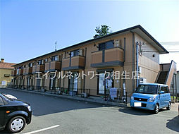 エマーブル福田[105号室]の外観