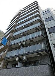 東京都台東区松が谷4丁目の賃貸マンションの外観