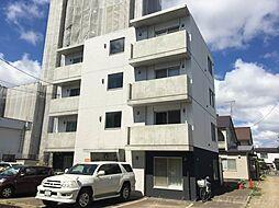 北海道札幌市中央区南十四条西18丁目の賃貸マンションの外観