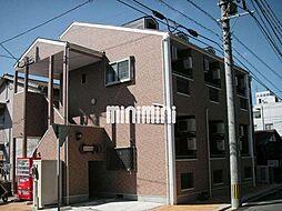 サンシティ箱崎[1階]の外観