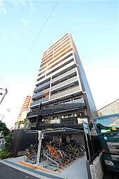 プレサンスOSAKA DOMECITY ワンダー[2階]の外観