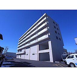 福島県郡山市富田町の賃貸マンションの外観