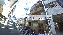 エクラ今里駅前[2階]の外観