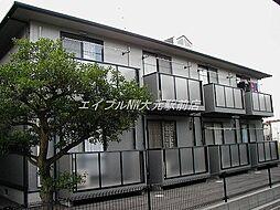 ローゼンベルク A棟[2階]の外観