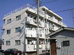 松葉ハイツ[4階]の外観