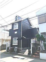 神奈川県平塚市中原2丁目の賃貸アパートの外観