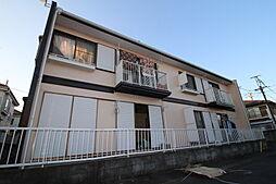 コーポウィ[2階]の外観
