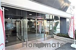 ウォームライトレジデンス2号棟[3階]の外観