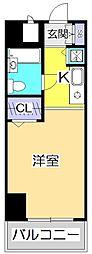 ウィンベルソロ国分寺[5階]の間取り
