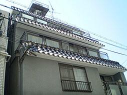 大阪府豊中市岡町2丁目の賃貸マンションの外観