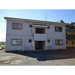 静岡県浜松市北区細江町三和の賃貸アパートの外観