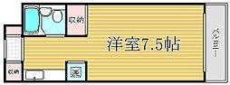 アクシルコート桜台[4階]の間取り