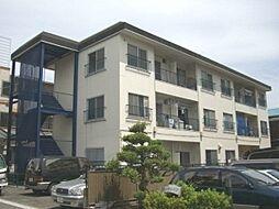 カワサキコーポ[3階]の外観
