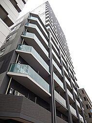 ライジングプレイス亀戸[1階]の外観