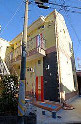 ユナイト 小田バーナード・キャッスル[2階]の外観