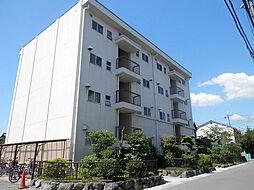 第二大北マンション[1階]の外観