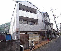 京都府京都市左京区山端大君町の賃貸マンションの外観