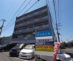 京都府宇治市槇島町の賃貸マンションの外観