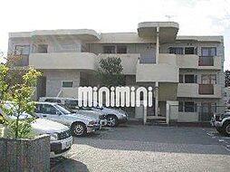 静岡県浜松市中区広沢2丁目の賃貸マンションの外観