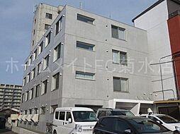 北海道札幌市白石区菊水七条4丁目の賃貸マンションの外観