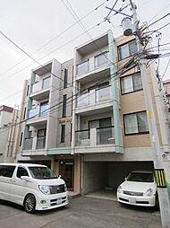 ローズロイN28[4階]の外観