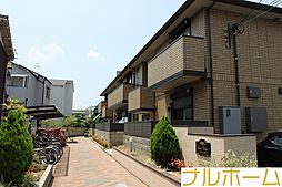 大阪府大阪市平野区瓜破東3丁目の賃貸アパートの外観