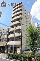 大阪府大阪市浪速区元町1-の賃貸マンションの外観