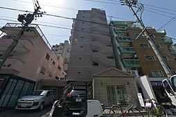 ガーデンコート新栄[8階]の外観
