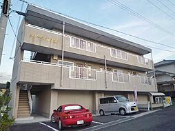 滋賀県大津市大平2丁目の賃貸マンションの外観