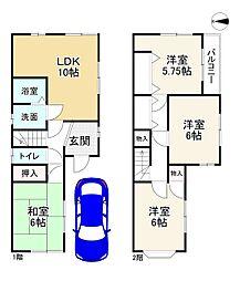 石清水八幡宮駅 1,200万円