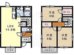 尾頭橋駅 13.0万円