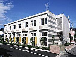 埼玉県さいたま市緑区宮本1丁目の賃貸アパートの外観