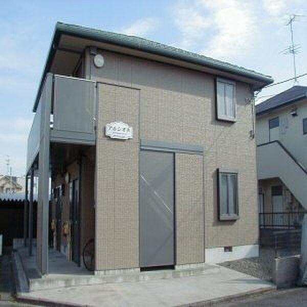 東京都府中市白糸台6丁目の賃貸アパート