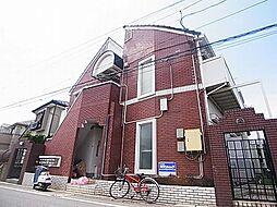 千葉県柏市富里3の賃貸アパートの外観