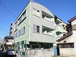 平田マンション[302号室]の外観