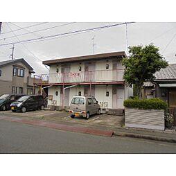 静岡県浜松市中区萩丘4丁目の賃貸アパートの外観