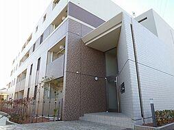 静岡県浜松市中区葵西4丁目の賃貸マンションの外観