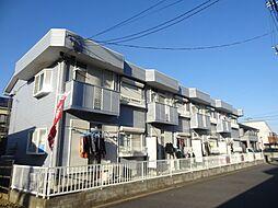 埼玉県八潮市緑町3丁目の賃貸マンションの外観