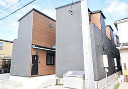 [テラスハウス] 千葉県松戸市新松戸4丁目 の賃貸【千葉県 / 松戸市】の外観