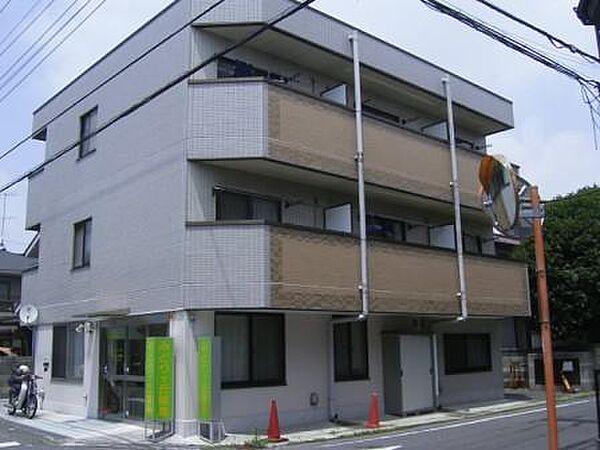 東京都羽村市緑ヶ丘1丁目の賃貸アパート