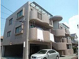 愛媛県松山市高岡町の賃貸マンションの外観