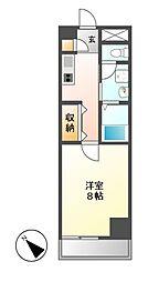 CASSIA大曽根(旧アーデン大曽根)[4階]の間取り