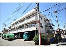 埼玉県上尾市愛宕1丁目の賃貸アパートの外観