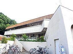 上賀茂ハイツ安井[303号室号室]の外観