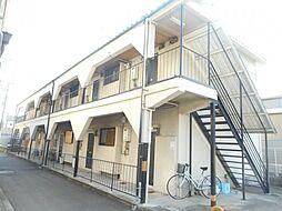 大阪府堺市西区鳳中町7丁の賃貸アパートの外観